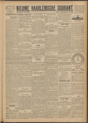 Nieuwe Haarlemsche Courant 1923-06-05