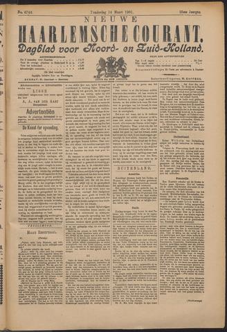Nieuwe Haarlemsche Courant 1901-03-14