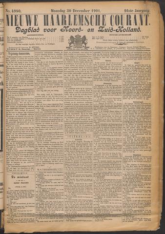 Nieuwe Haarlemsche Courant 1901-12-30