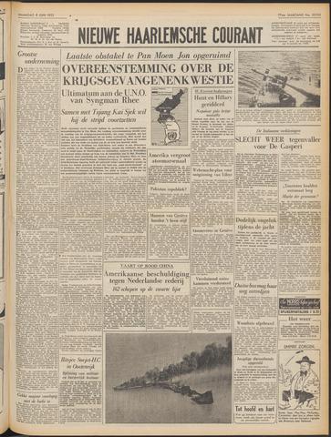 Nieuwe Haarlemsche Courant 1953-06-08
