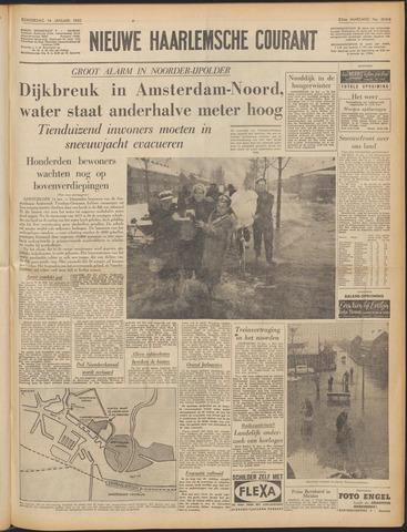 Nieuwe Haarlemsche Courant 1960-01-14