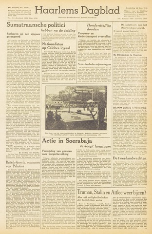 Haarlem's Dagblad 1945-11-15