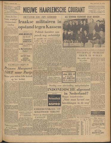 Nieuwe Haarlemsche Courant 1963-02-08