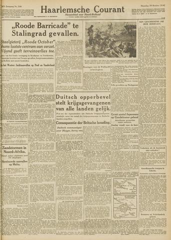 Haarlemsche Courant 1942-10-19