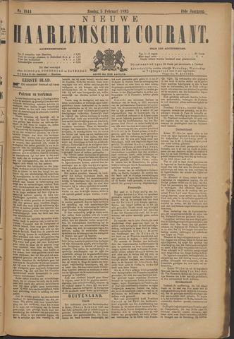 Nieuwe Haarlemsche Courant 1893-02-05