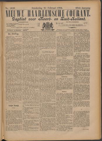 Nieuwe Haarlemsche Courant 1904-02-25