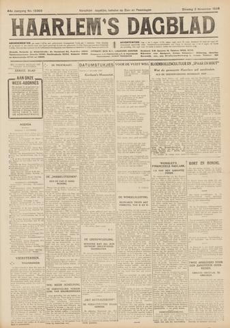 Haarlem's Dagblad 1926-11-02