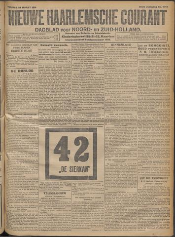 Nieuwe Haarlemsche Courant 1915-03-26