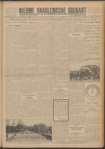 Nieuwe Haarlemsche Courant 1927-04-11