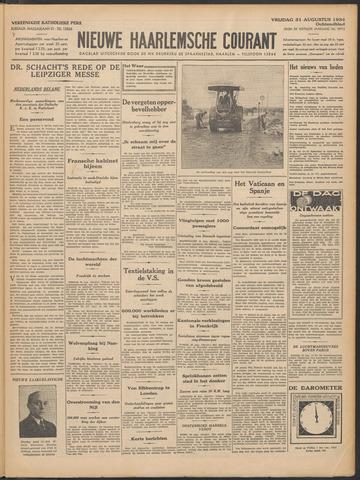 Nieuwe Haarlemsche Courant 1934-08-31