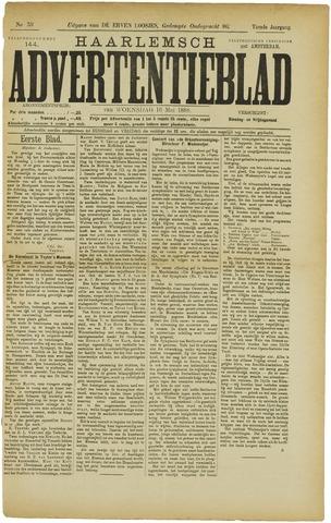 Haarlemsch Advertentieblad 1888-05-16
