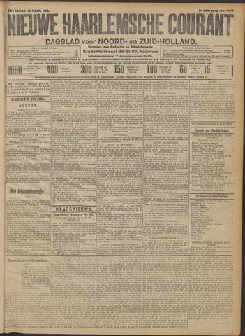 Nieuwe Haarlemsche Courant 1911-02-18