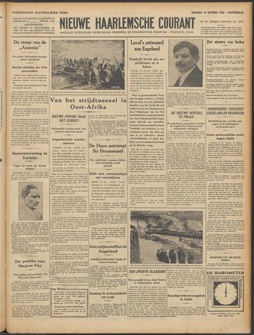 Nieuwe Haarlemsche Courant 1935-10-19