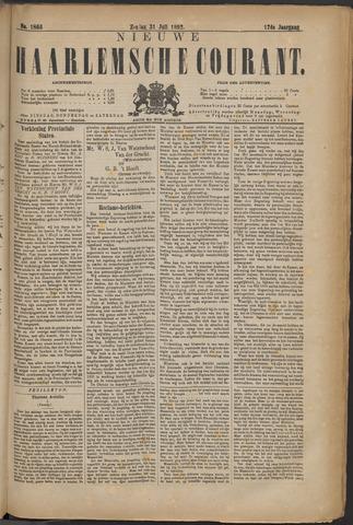 Nieuwe Haarlemsche Courant 1892-07-31
