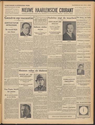 Nieuwe Haarlemsche Courant 1932-07-23