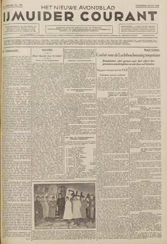 IJmuider Courant 1938-10-20
