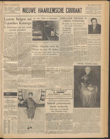 Nieuwe Haarlemsche Courant 1960-08-30