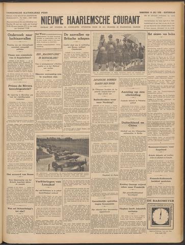 Nieuwe Haarlemsche Courant 1938-07-14