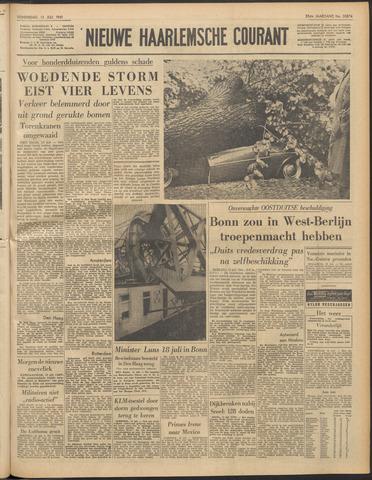 Nieuwe Haarlemsche Courant 1961-07-13