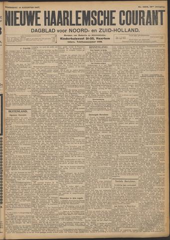Nieuwe Haarlemsche Courant 1907-08-14