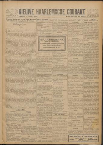 Nieuwe Haarlemsche Courant 1924-01-05