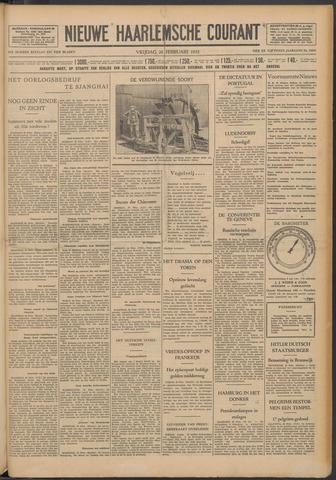 Nieuwe Haarlemsche Courant 1932-02-26