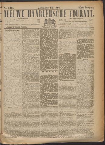 Nieuwe Haarlemsche Courant 1895-07-21