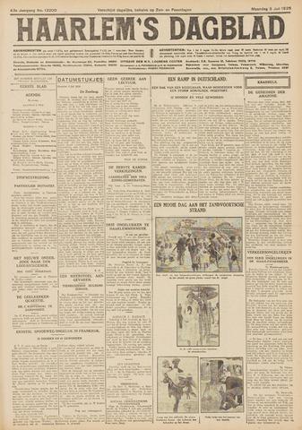 Haarlem's Dagblad 1926-07-05