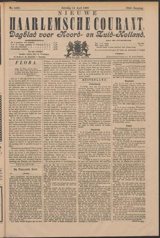 Nieuwe Haarlemsche Courant 1900-04-14