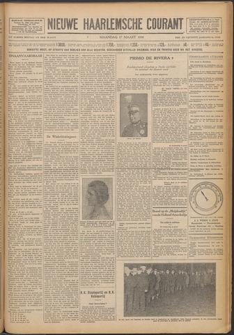 Nieuwe Haarlemsche Courant 1930-03-17