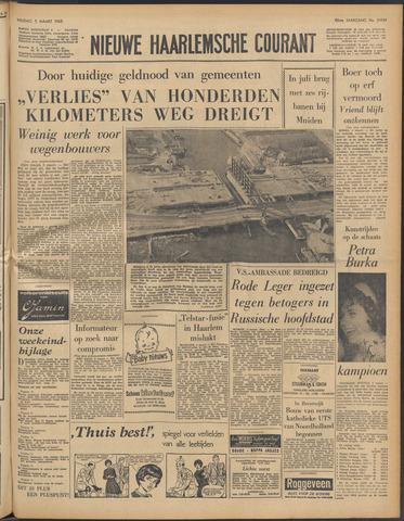 Nieuwe Haarlemsche Courant 1965-03-05