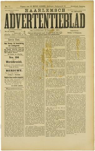 Haarlemsch Advertentieblad 1895-09-28