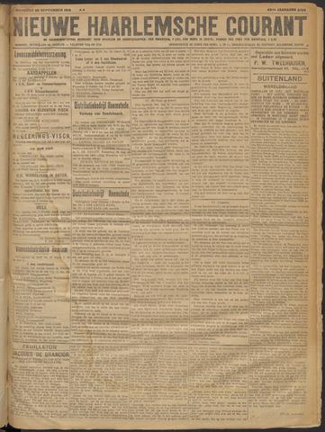 Nieuwe Haarlemsche Courant 1918-09-30