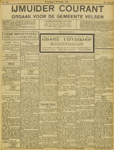 IJmuider Courant 1921-11-02