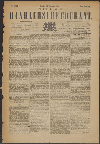 Nieuwe Haarlemsche Courant 1894-12-25