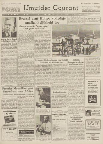 IJmuider Courant 1959-10-17