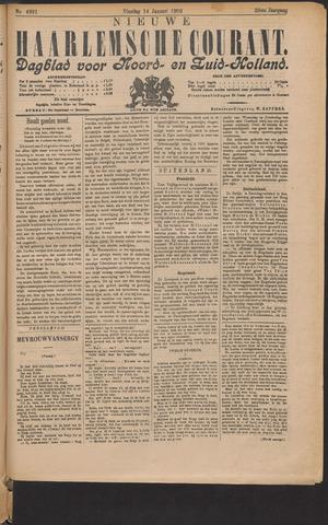 Nieuwe Haarlemsche Courant 1902-01-14