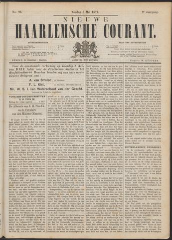 Nieuwe Haarlemsche Courant 1877-05-06