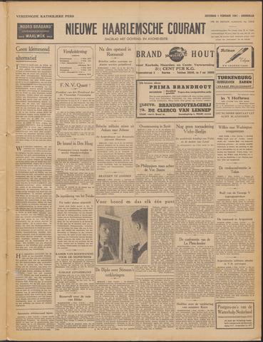 Nieuwe Haarlemsche Courant 1941-02-01