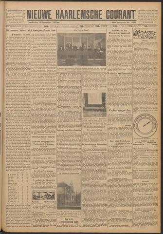 Nieuwe Haarlemsche Courant 1925-11-19