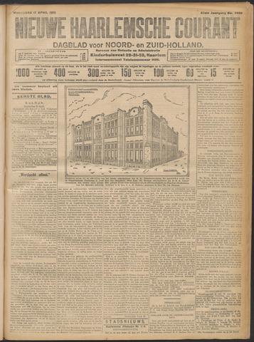 Nieuwe Haarlemsche Courant 1912-04-17