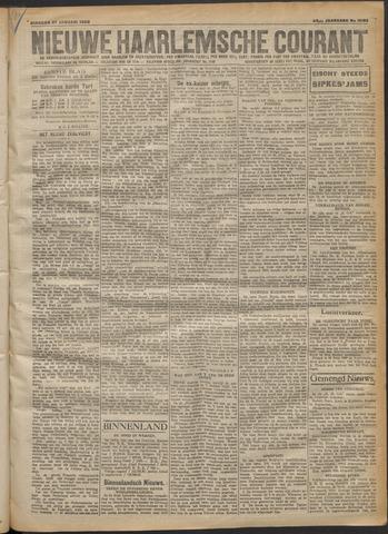 Nieuwe Haarlemsche Courant 1920-01-27