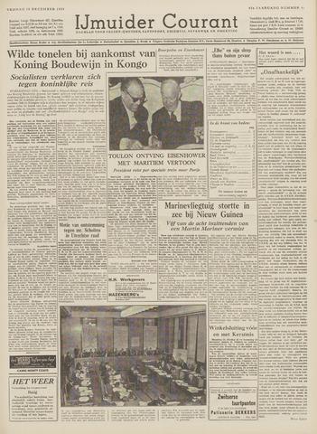 IJmuider Courant 1959-12-18