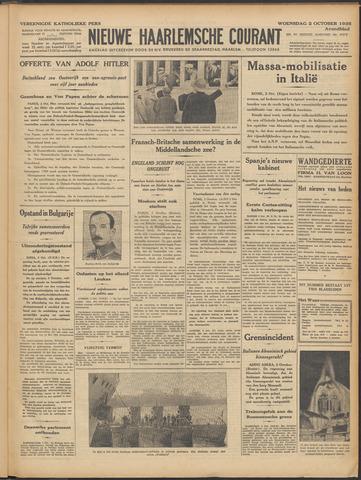 Nieuwe Haarlemsche Courant 1935-10-02