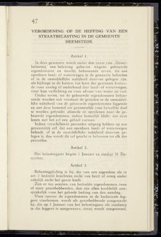 Raadsnotulen Heemstede 1942-11-12