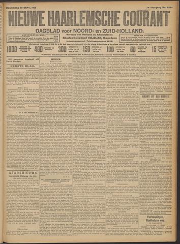 Nieuwe Haarlemsche Courant 1913-09-10