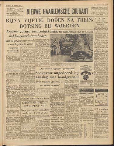 Nieuwe Haarlemsche Courant 1962-01-08