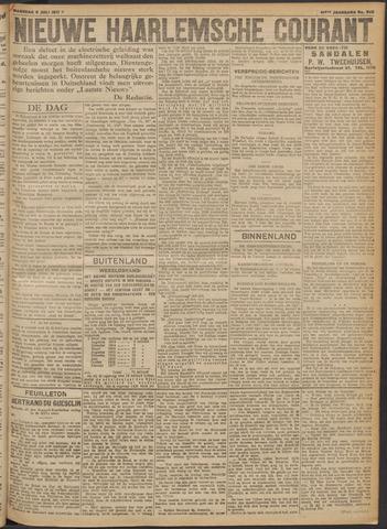Nieuwe Haarlemsche Courant 1917-07-09