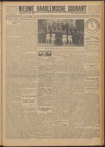 Nieuwe Haarlemsche Courant 1925-06-22