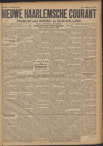 Nieuwe Haarlemsche Courant 1908-01-14